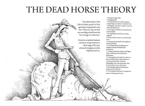Dead-Horse-Theory