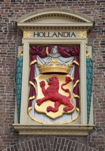 The Court of Arms and Logo of Holland