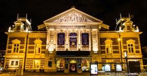 Royal Concert Hall, Gebouw, Amsterdam