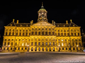 Royal Palace, Damsquare, Amsterdam