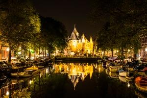 The Waagh Nieuwmarkt Amsterdam